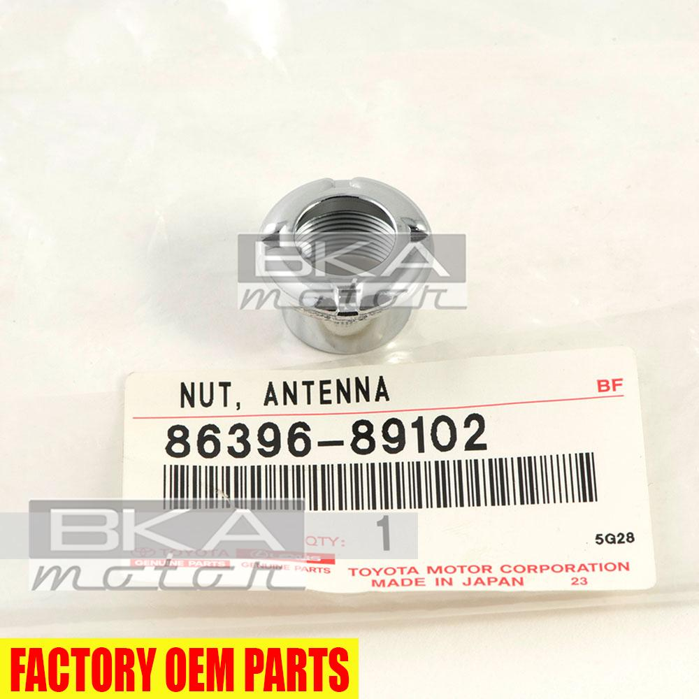 OEM Genuine RADIO ANTENNA ROD MAST AND CABLE 86337-60151 2003-2007 Lexus LX470
