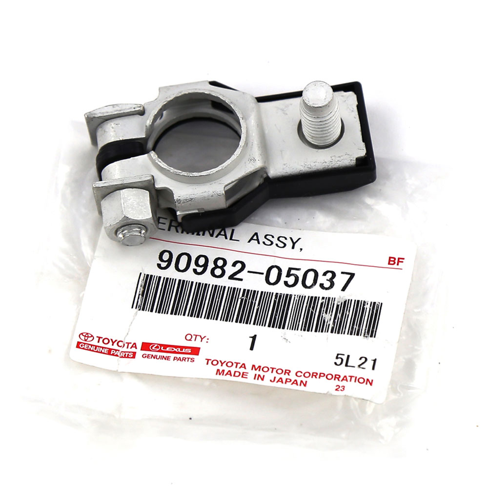 Details About Toyota Oem Positive Battery Terminal 90982 05037 9098205037